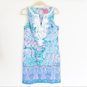 NWT Lilly Pulitzer Gabby Shift In Full Bloom 8